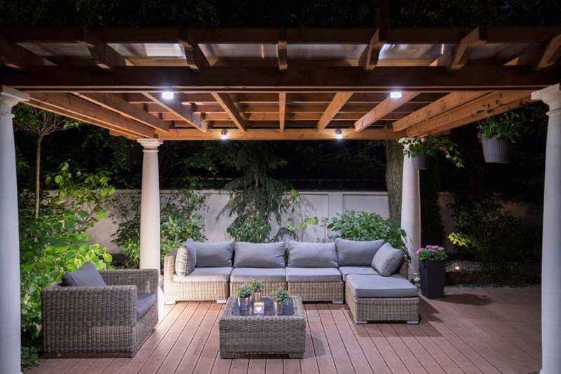 Patio Designs  - Brighten up your Living Space with a Range of Patios Designs
